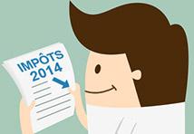 Impots 2014 Sur Les Revenus 2013