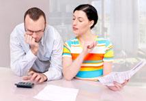 L'acompte d'impôt en cas de déficit foncier