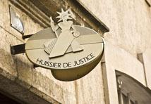 huissiers de justice